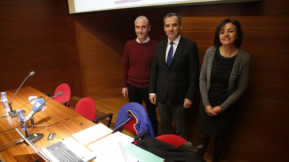Presentación del proyecto en torno a las rutas jacobeas asturianas