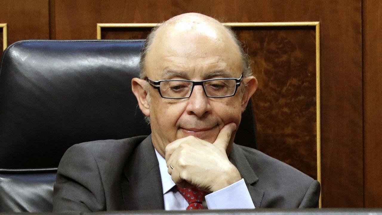 Luis María Linde, gobernador del Banco de España