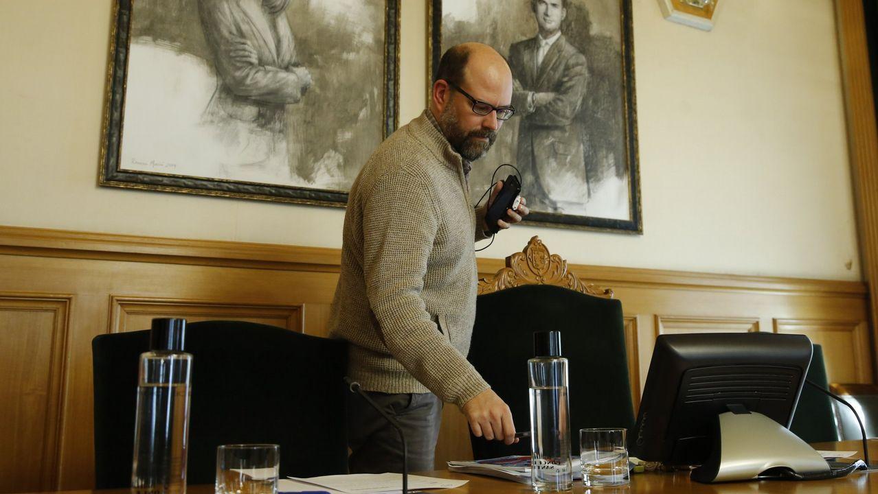 PP y PSOE suben el tono de sus acusaciones.David Medina