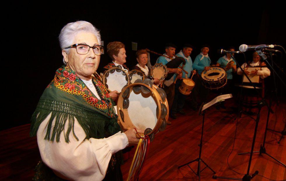 .Los miembros de la agrupación boirense realizarán hoy su cuarto festival