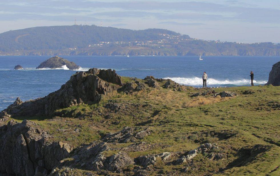 .Los promotores de la iniciativa descartan plantar en el monte bajo junto al mar.