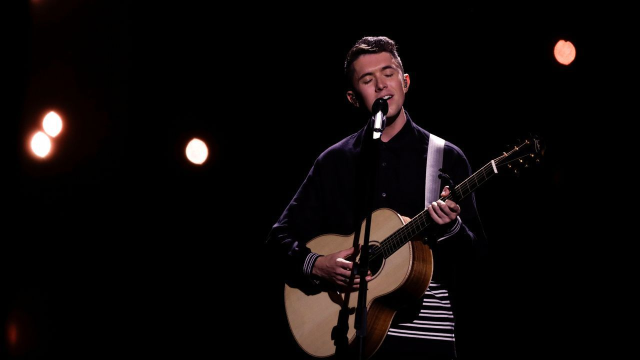 Ryan O'Shaughnessy, de Irlanda