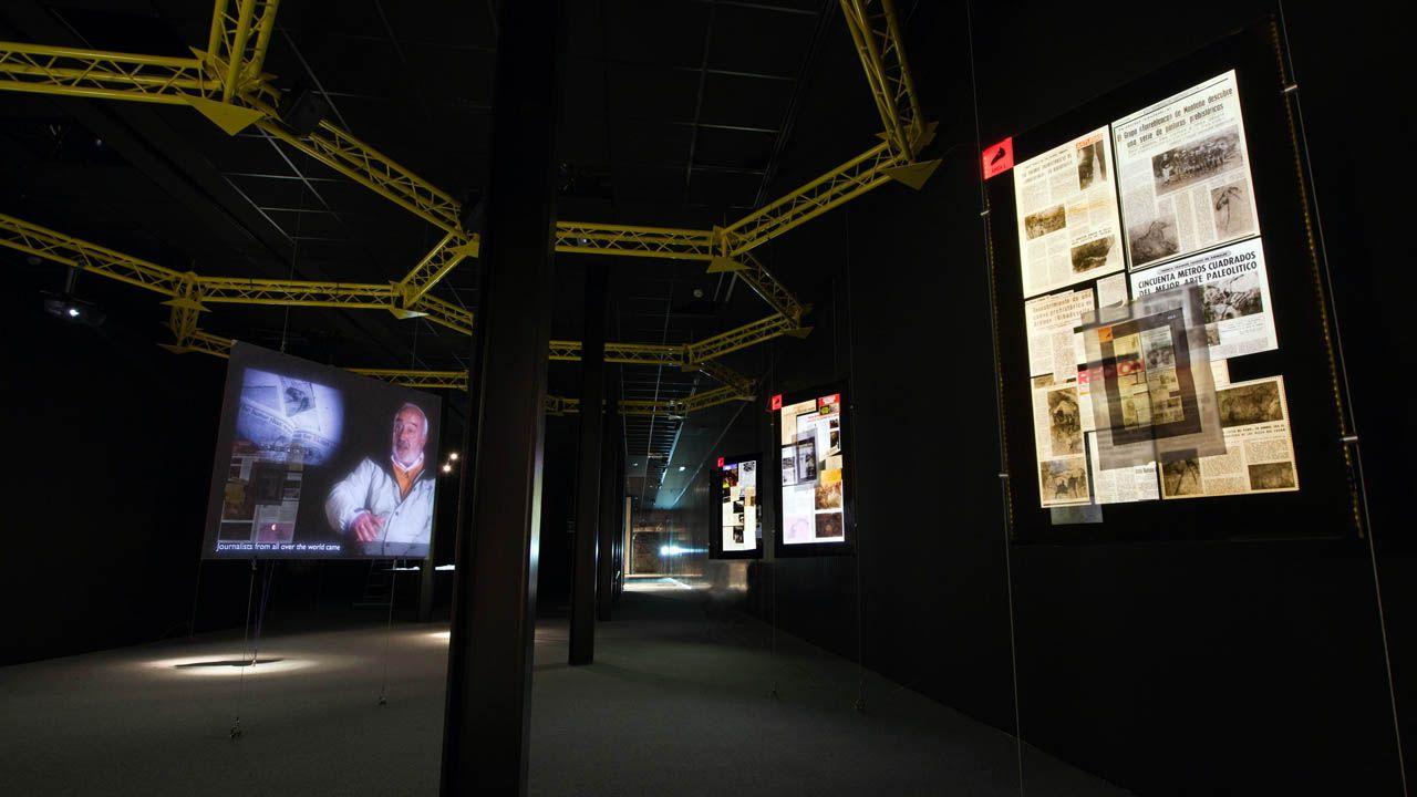 Instalaciones del Centro de Arte Tito Bustillo