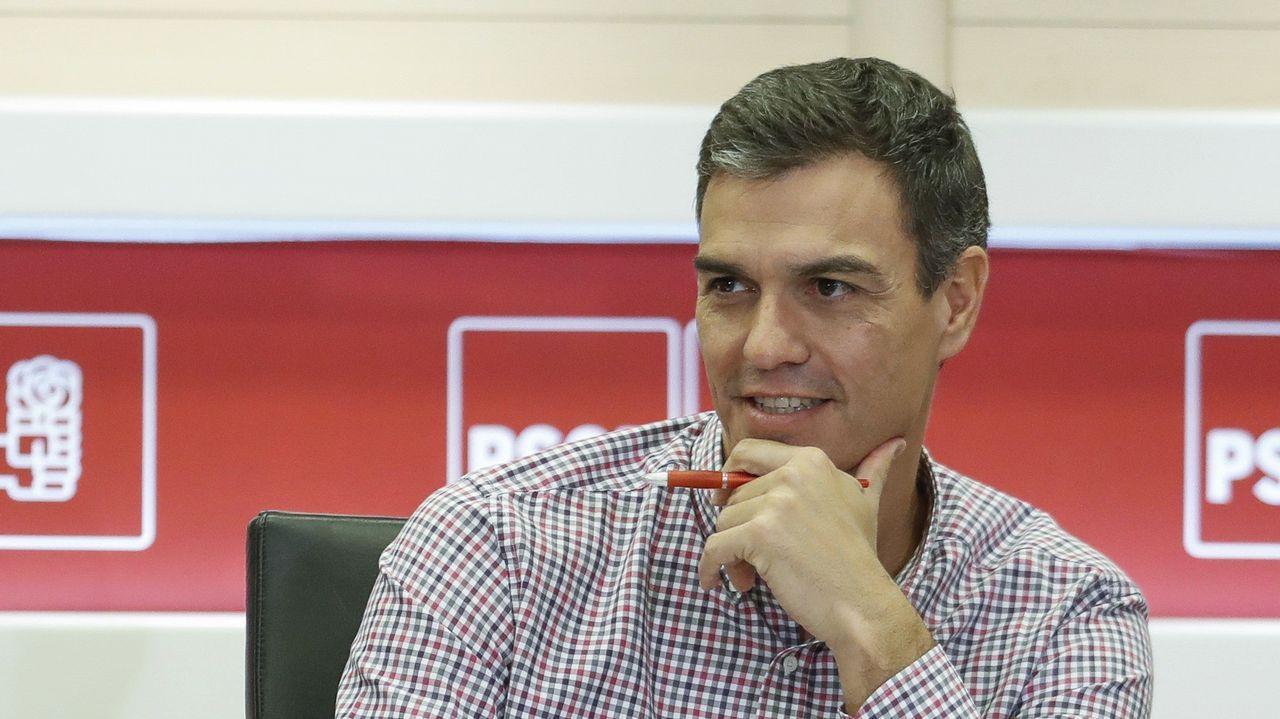 Sánchez: «La prudencia es buena para todos, incluido el fiscal general del Estado».