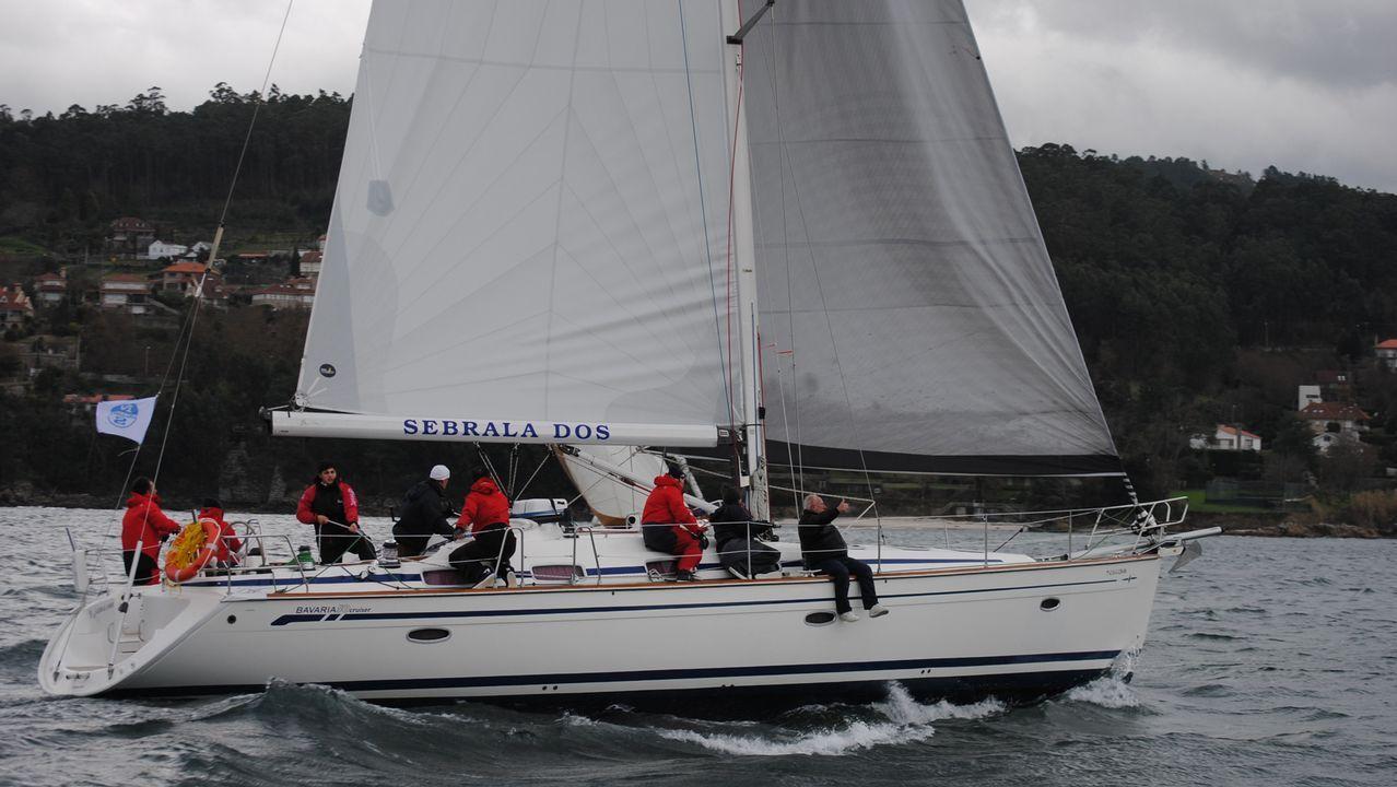 El «Sebrala 2» ganó la clase ORC 3