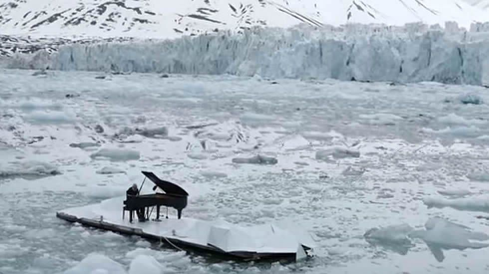 «Elegy for the Arctic»