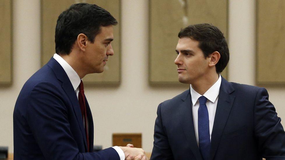 El acuerdo entre PSOE y Ciudadanos deroga gran parte de las leyes del PP.