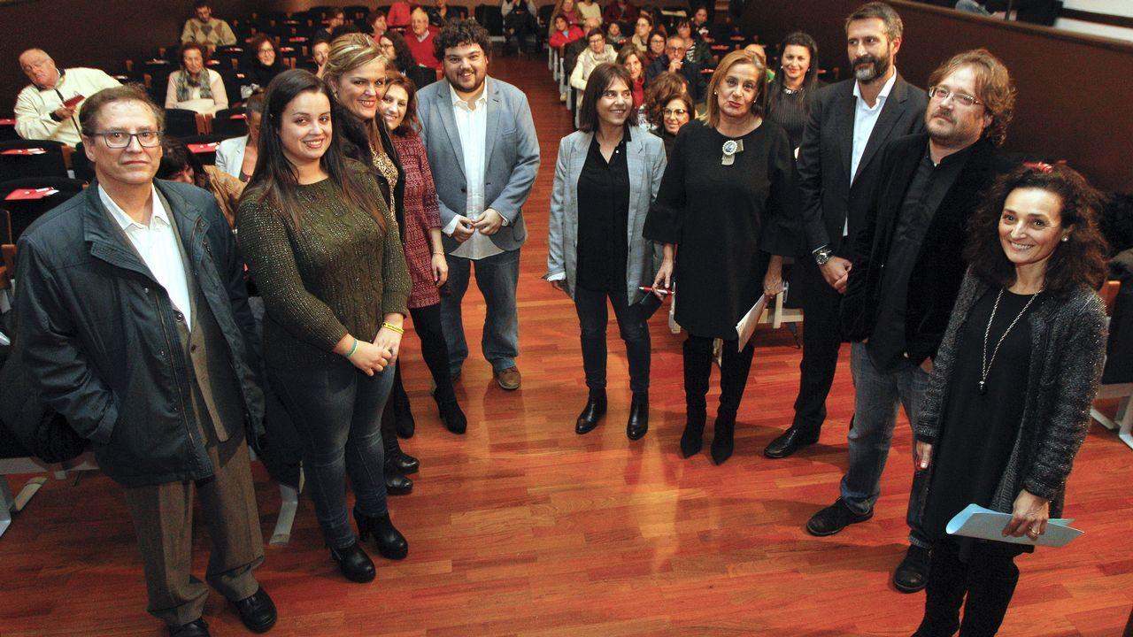 Los hermanos galácticos que la armaron en Madrid.El exjuez Baltasar Garzon durante conferencia