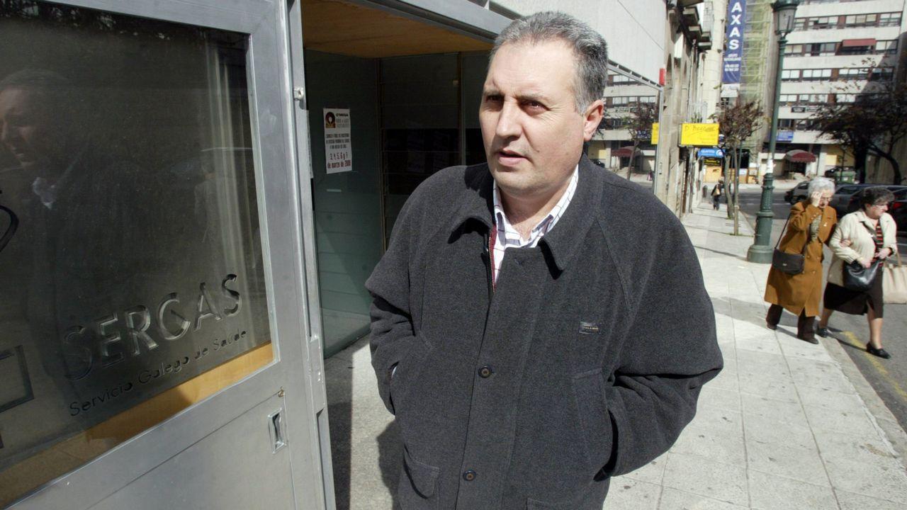 Rodríguez Piñeiro firma el correo