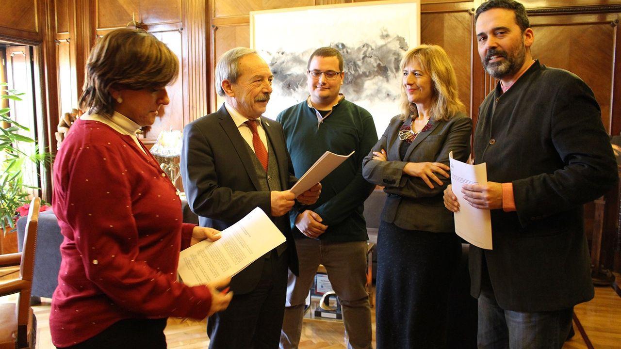 Grupo Municipal Socialista del Ayuntamiento de Oviedo
