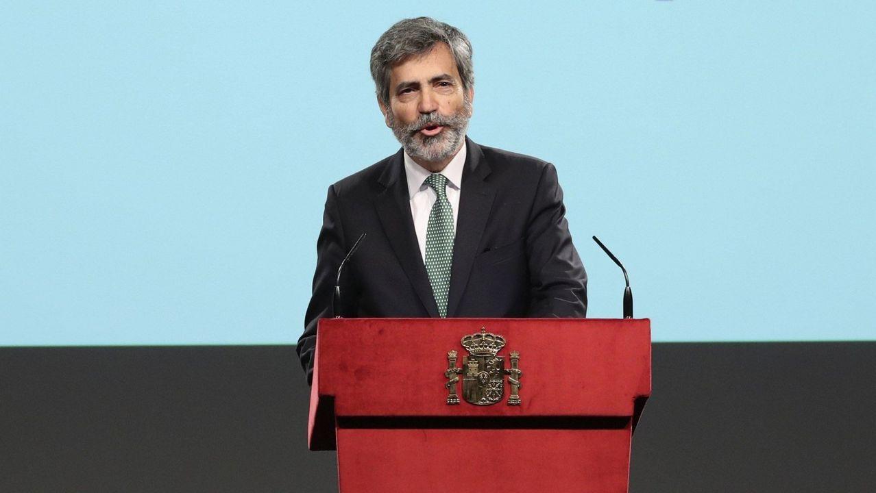 Siete detenidos e intervenidos cerca de 500 kilos de cocaína en Pontevedra.Bernanrdo Fernández