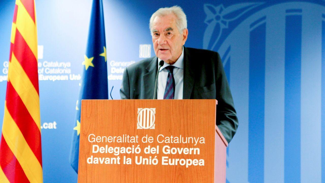 Torra y Puigdemont avisan a Sánchez de que se acaba su «periodo de gracia».La Fundación Smithsonian sentó separadas por la delegación armenia a los representantes catalanes y Pedro Morenés