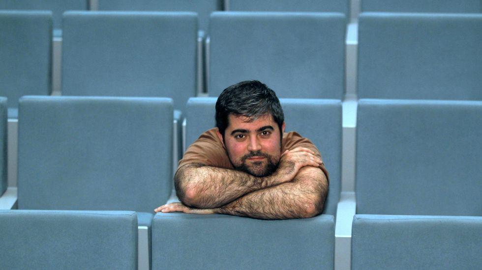 Lorenzo Pousa, médico que será nombrado hijo adoptivo de Baiona.Concierto de Sabina en Londres