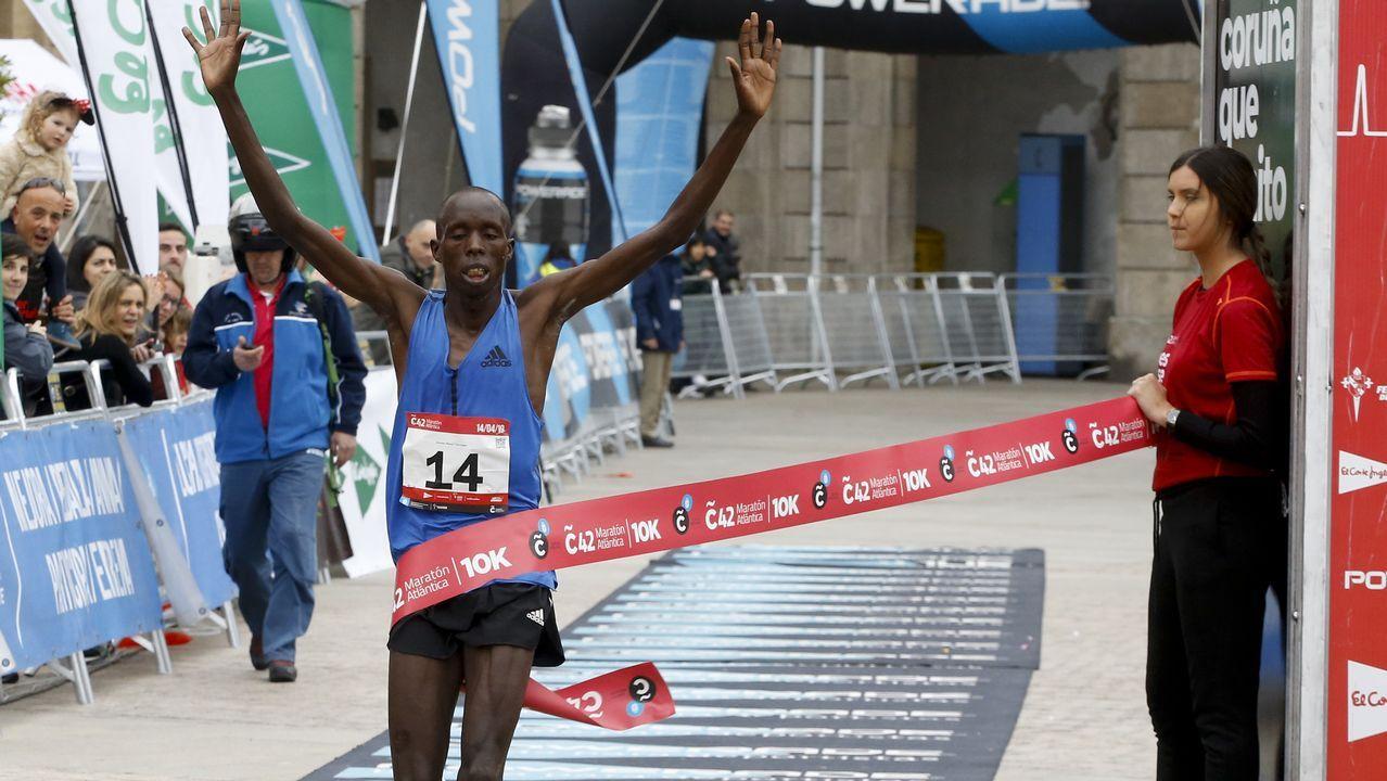 Búscate en el Maratón Coruña 42