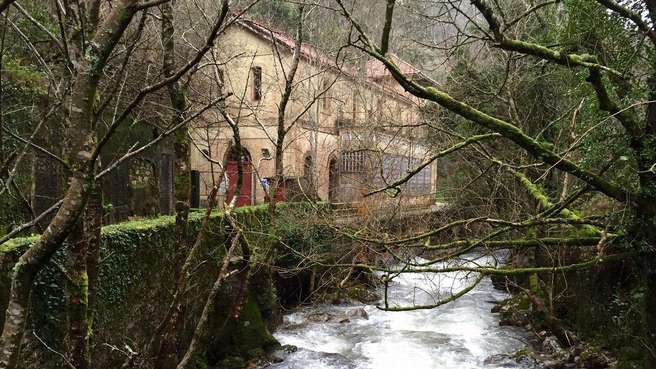 Imagen de archivo. La construcción de la pasarela se completó en el 2004