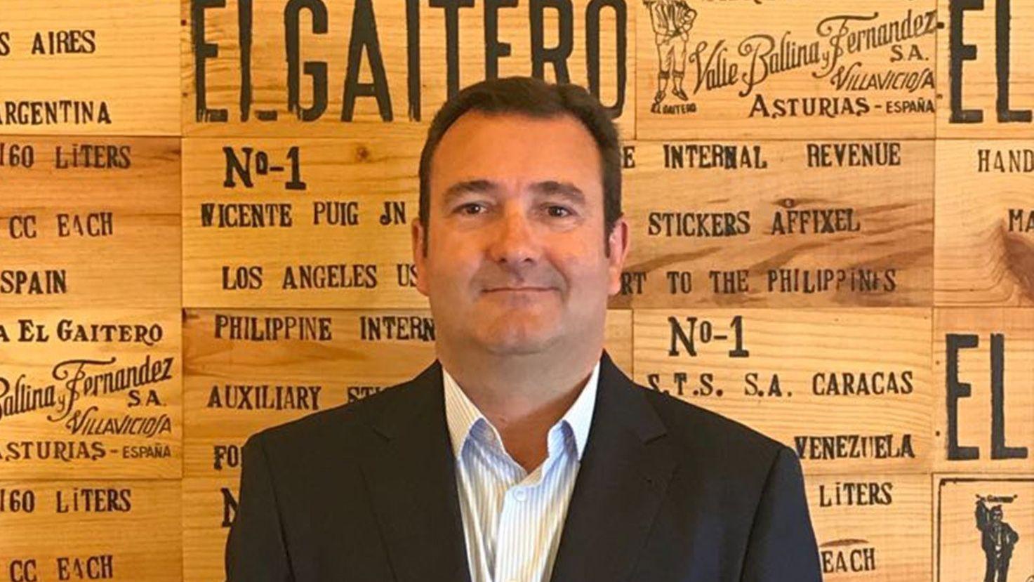 .Ricardo Cabeza, director general de El Gaitero