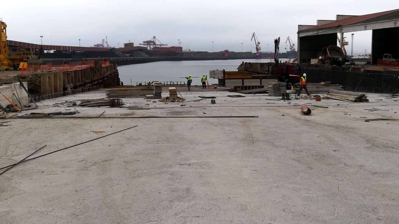 DDR Vessels prepara su entrada en funcionamiento en El Musel
