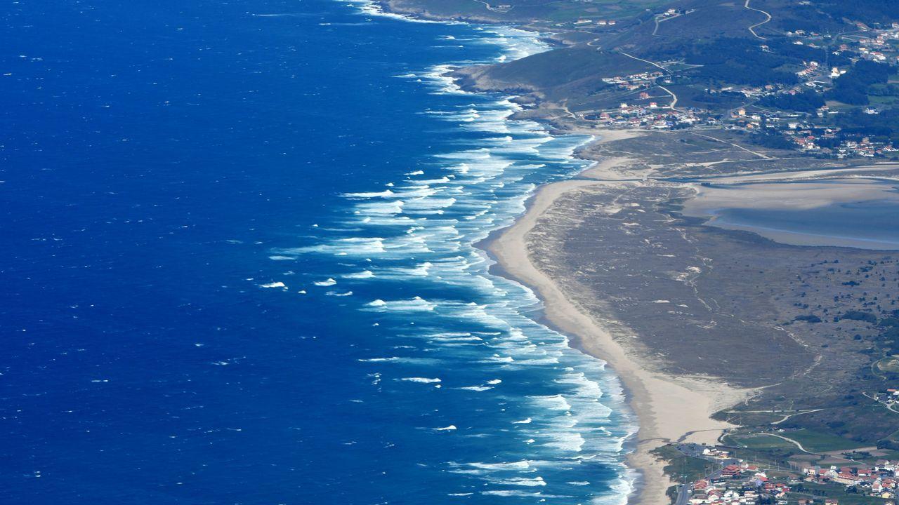 La Costa da Morte, a vista de pájaro: ¡mira estos paisajes aéreos!.