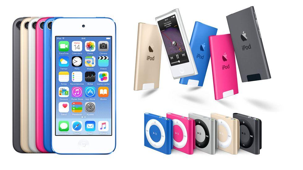 Diez productos clave en la historia de Apple.Apple ha pedido a sus proveedores que fabriquen de aquí a finales de año entre 85 y 90 millones de los próximos modelos de Iphone