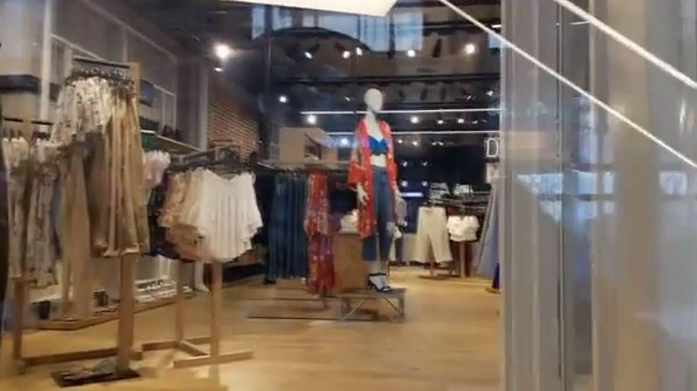 Así es la nueva tienda de Bershka en A Coruña
