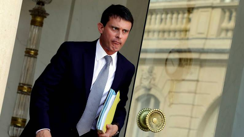 La reunión entre Snowden y el parlamentario alemán de Los Verdes.Manuel Valls