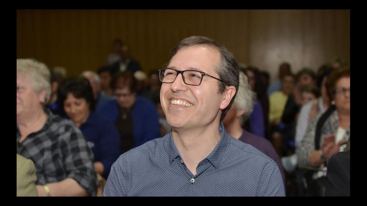 Mauricio Aufiero es el líder del PP en Camariñas