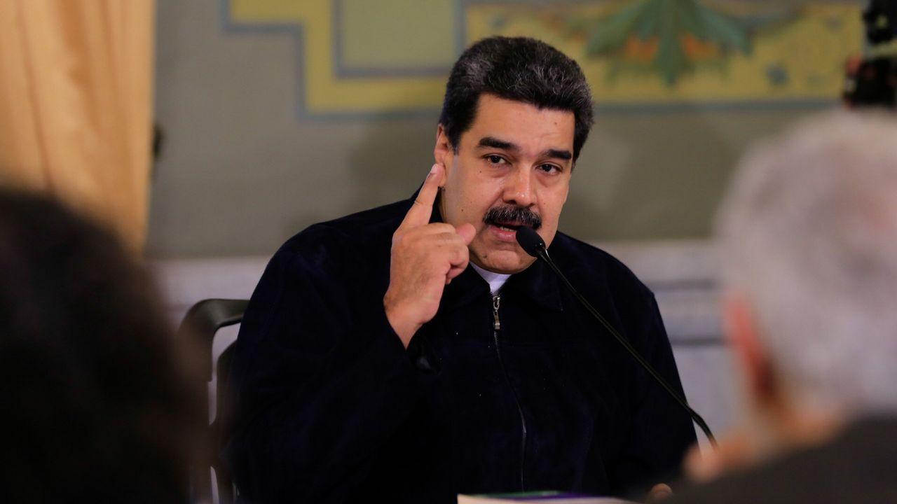 Errejón es un ferviente defensor del régimen de Maduro