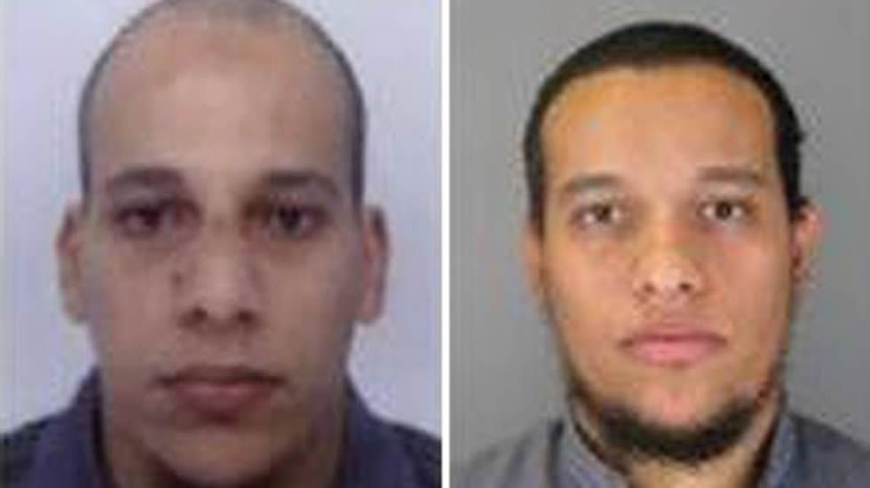 Detenido en Málaga un hombre que vendió armas para atentar en París.CHRISTOPHE PETIT TESSON