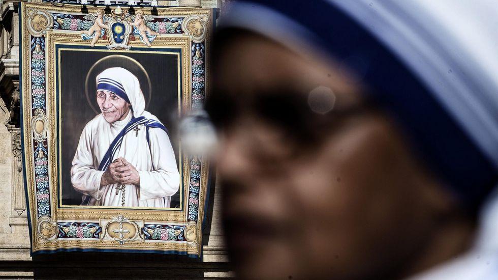Canonización de la madre Teresa de Calcuta.Gabriele Amorth