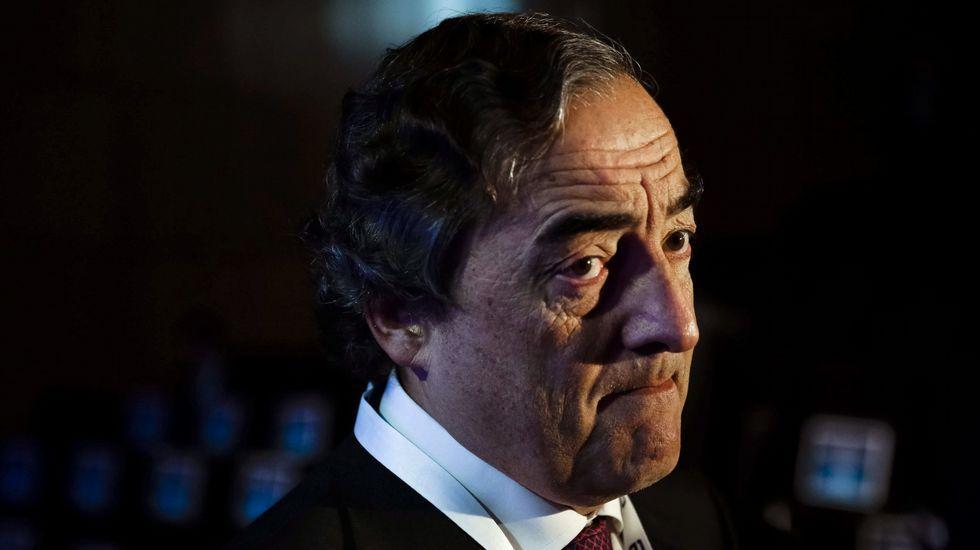Díaz Ferrán, en una imagen de archivo.