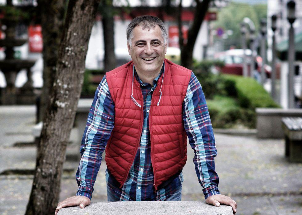 .<span lang= gl >Álvarez Caride salienta a profesionalidade dos mestres e a súa obriga de cumprir a lei.</span>