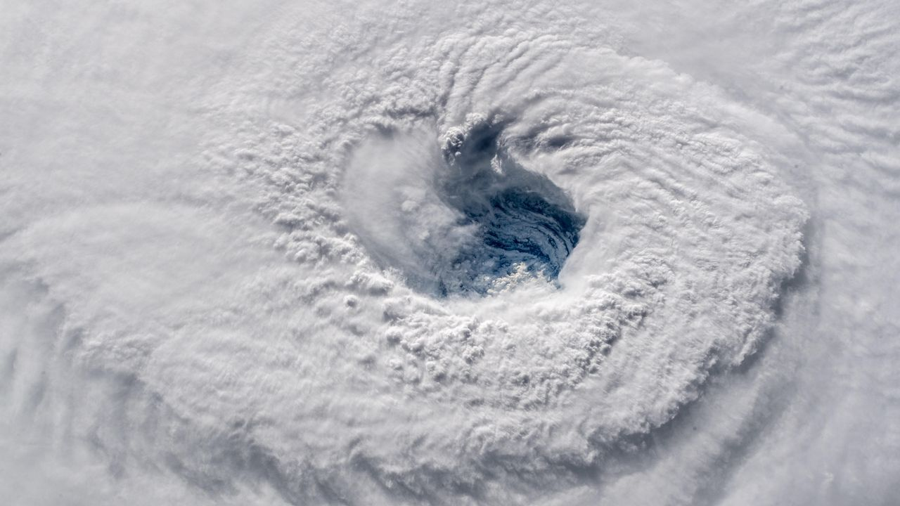 .Imagen tomada por el astronauta de la ESA