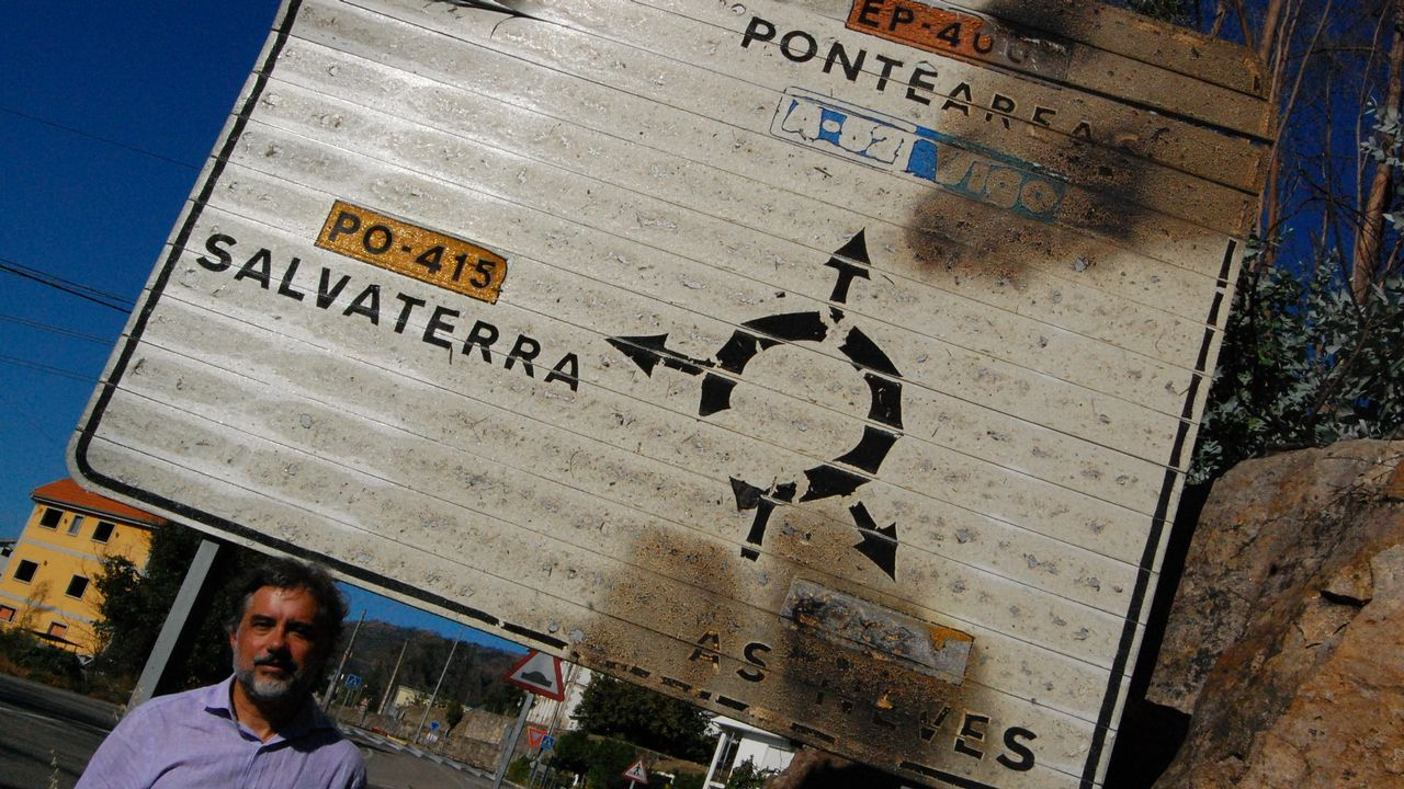 Xose Manuel Rodríguez, alcalde, reclama ayudas a las Administraciones