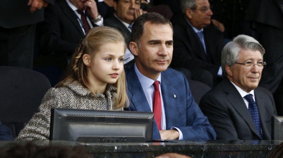 Costa y Torres no entran, Lucas Vázquez, la sorpresa.La presencia de Del Bosque fue un acontecimiento en Maceda, donde inauguró el reformado campo de fútbol y se le dedicó una calle.