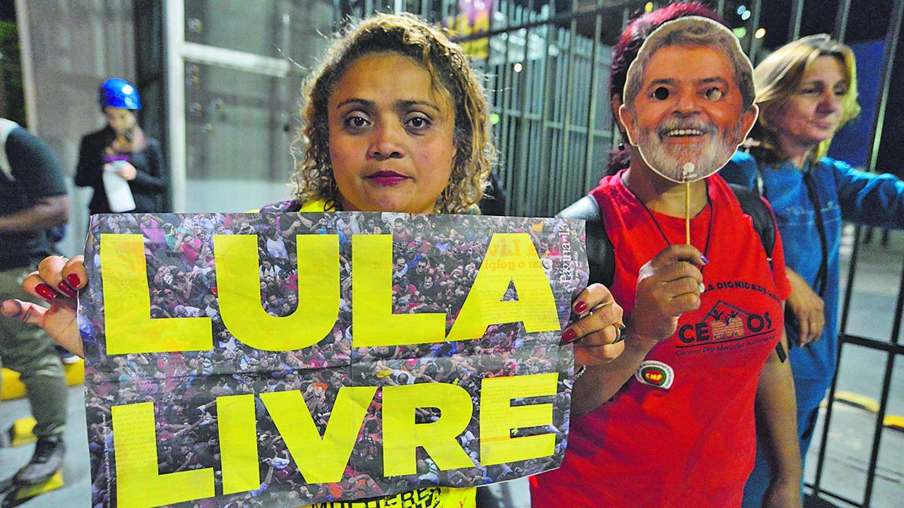 .La presidenta brasileña, Dilma Rousseff
