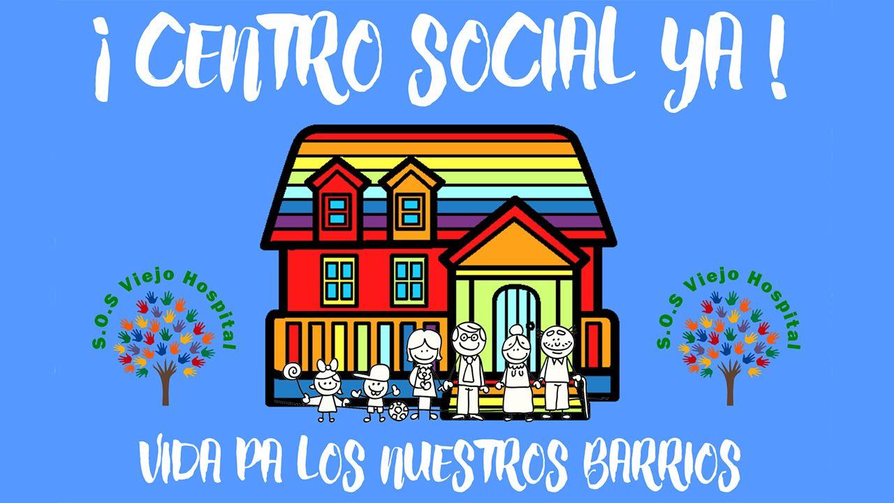 Somos, PSOE e IU se ponen deberes para lo que queda de mandato.La plataforma SOS Viejo Huca pide un centro social