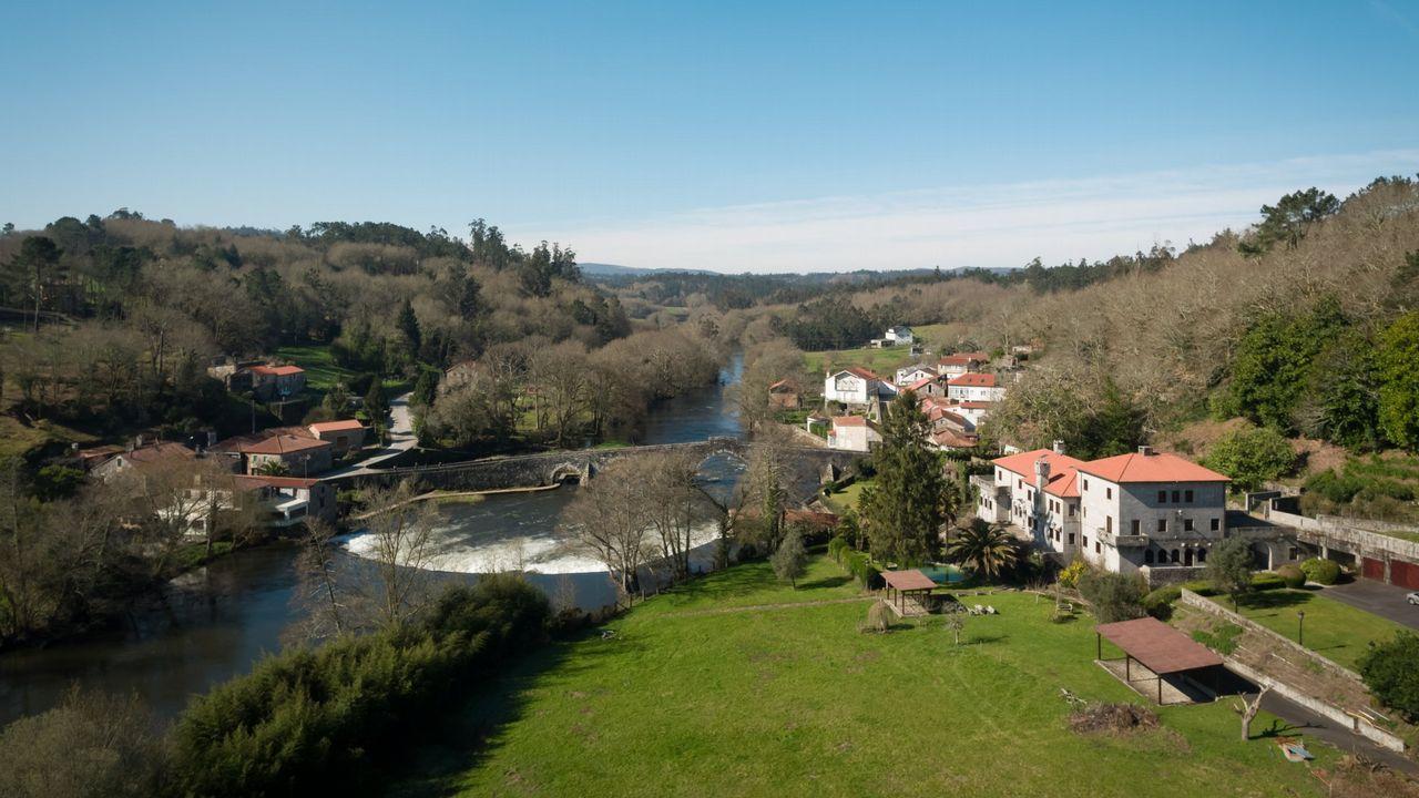 En torno a medio millar de solicitantes podrán beneficiarse de la norma, que afecta al entorno de rios como el Tambre.