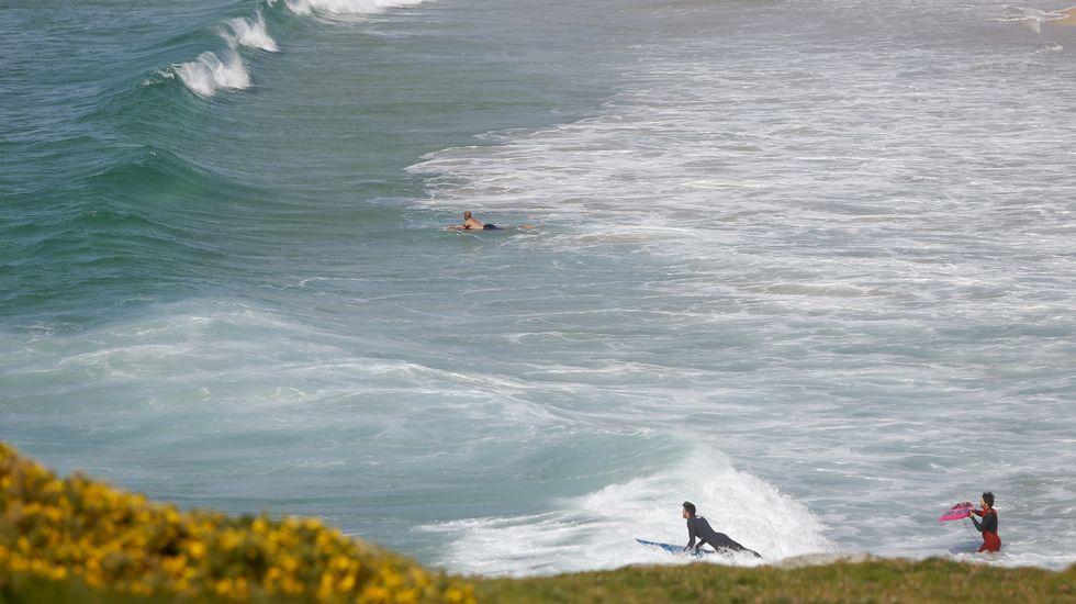 Playas en las que hay que extremar la prudencia