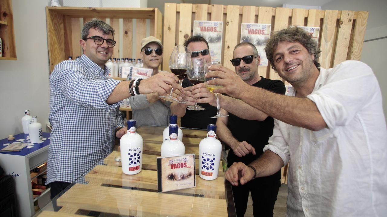 Scorpions levanta el Resurrection de Viveiro.Kiss en concierto cerca de Lisboa, el 10 de julio
