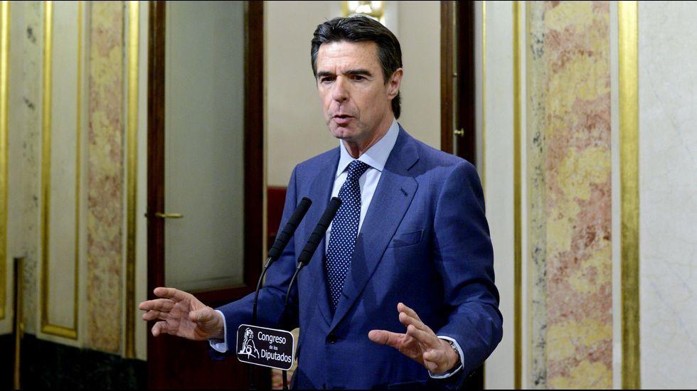 Soria comparecerá previsiblemente el martes en el Congreso.Oficinas del bufete Mossack Fonseca.