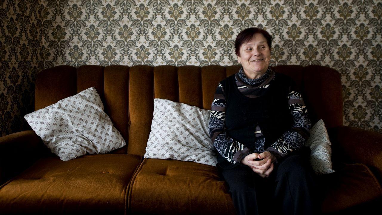 «Tengo 82 años y vivo sola desde los 60».Encuentro de los presidentes de Asturias, Galicia, Aragón y Castilla y León