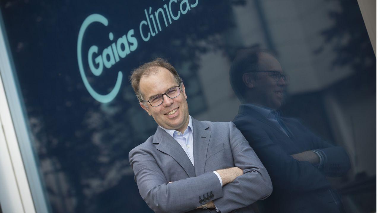 García Pravos es dueño del 100% del capital de la empresa