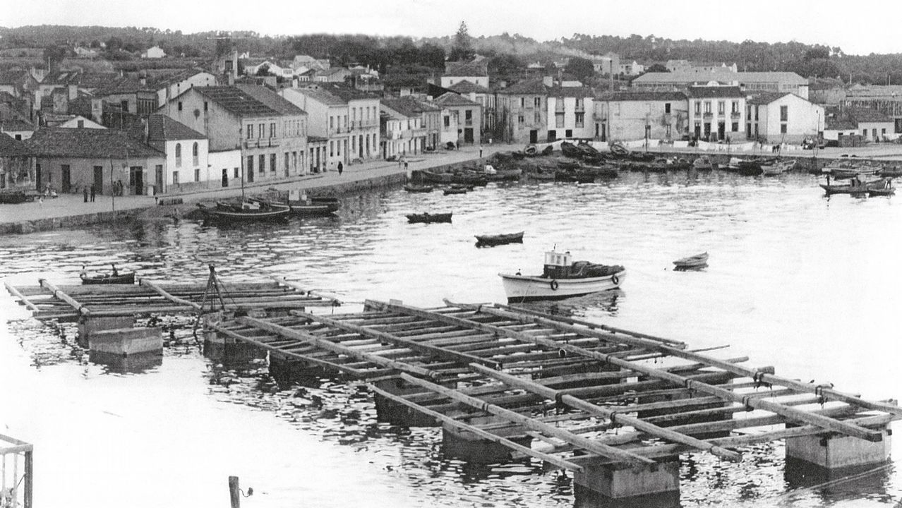 Alijo de droga apresado en Punta Arnela (Muxía) y descargado en el puerto de A Coruña durante la operación Tabaiba en el 2009.
