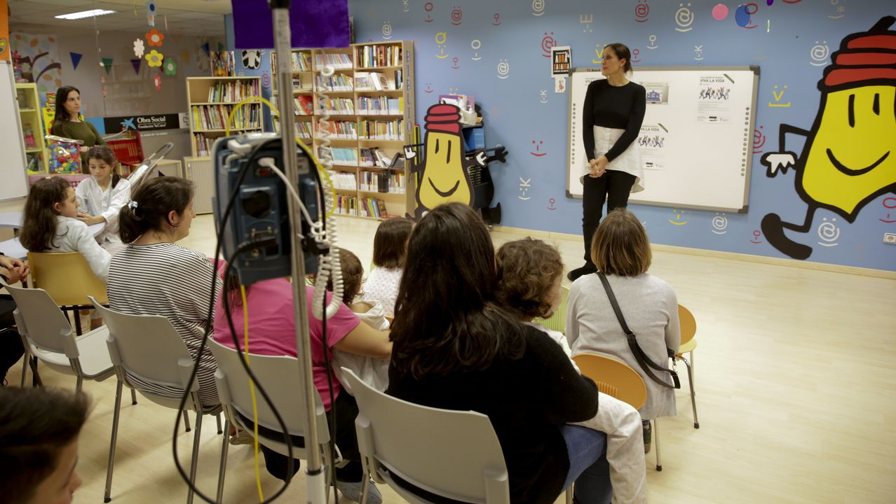 El HUCA celebra el Día del Niño Hopitalizado