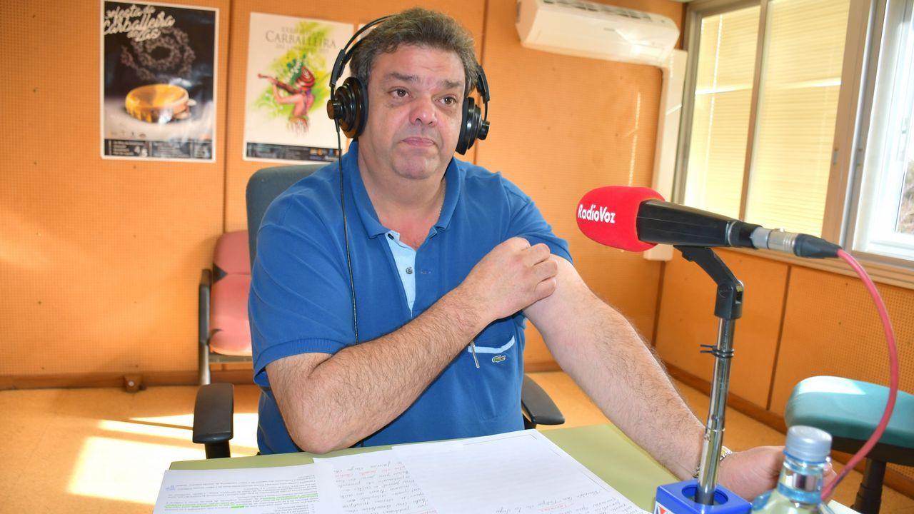 José Oliu, presidente del Sabadell, en la sede del banco en Barcelona
