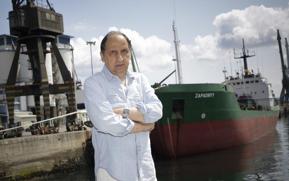 Miguel Agromayor presidió durante 25 años la Asociación de Empresarios del Mueble.