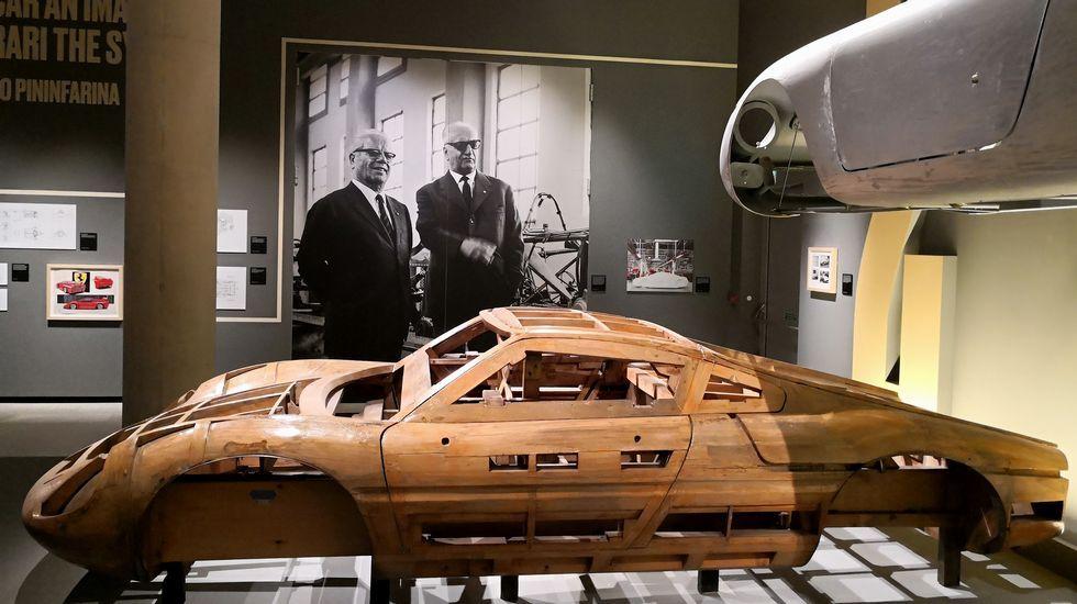 «Ferrari: Under the Skin»