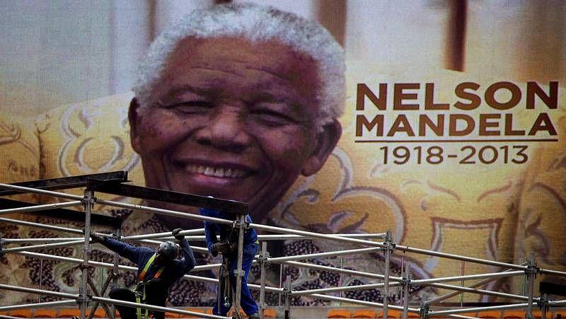 Sudáfrica se prepara para despedir a Mandela