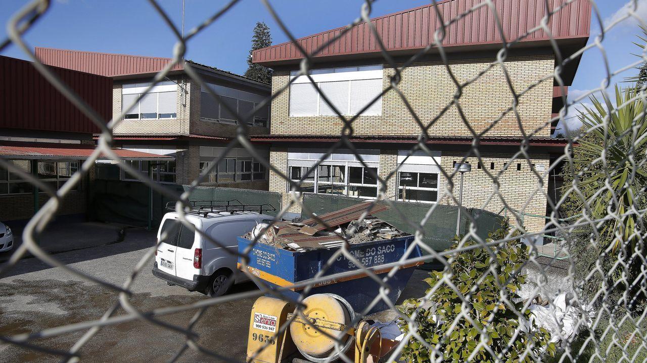 Así quedará el complejo deportivo municipal de Campolongo