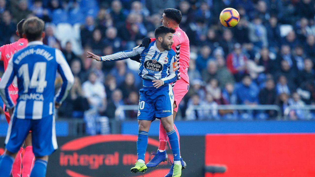 Derbi gallego para el día de Reyes.El Deportivo está obligado a reaccionar el domingo en el inicio de la segunda vuelta